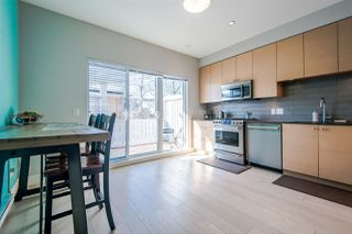 """Photo 5: 3 218 CAMATA Street in New Westminster: Queensborough Townhouse for sale in """"CANOE AT PORT ROYAL"""" : MLS®# R2369053"""
