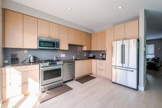 """Photo 4: 3 218 CAMATA Street in New Westminster: Queensborough Townhouse for sale in """"CANOE AT PORT ROYAL"""" : MLS®# R2369053"""