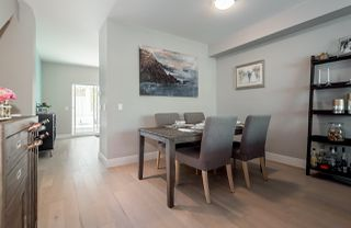 """Photo 2: 3 218 CAMATA Street in New Westminster: Queensborough Townhouse for sale in """"CANOE AT PORT ROYAL"""" : MLS®# R2369053"""