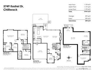 Photo 20: 5749 KESTREL Drive in Sardis: Promontory House for sale : MLS®# R2371290