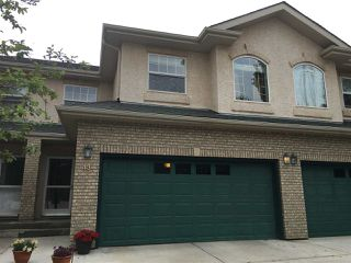 Main Photo: 13 1401 Clover Bar Road: Sherwood Park House Half Duplex for sale : MLS®# E4160606