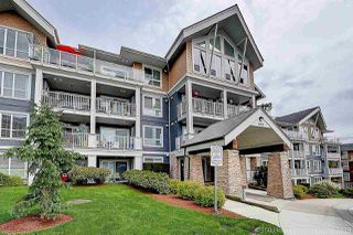 "Photo 1: 410 6460 194 Street in Surrey: Clayton Condo for sale in ""WATERSTONE"" (Cloverdale)  : MLS®# R2379837"