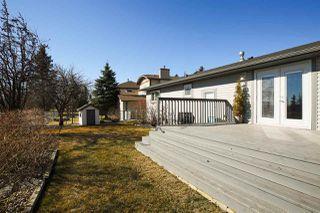 Photo 25: 19 Alpaugh Crescent: Leduc House for sale : MLS®# E4163910