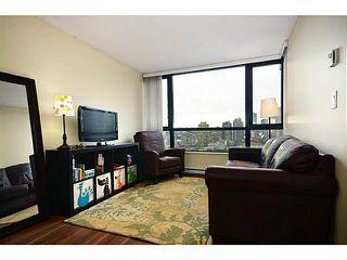 Photo 4: 1610 928 Homer Street in Yaletown Park 1: Home for sale : MLS®# V1031291