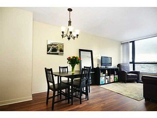 Photo 3: 1610 928 Homer Street in Yaletown Park 1: Home for sale : MLS®# V1031291