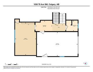 Photo 32: 1036 78 Avenue SW in Calgary: Chinook Park Detached for sale : MLS®# C4299058
