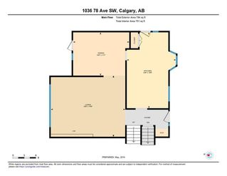 Photo 30: 1036 78 Avenue SW in Calgary: Chinook Park Detached for sale : MLS®# C4299058