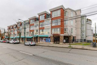 Photo 1: 202 2973 KINGSWAY STREET in Vancouver: Collingwood VE Condo for sale (Vancouver East)  : MLS®# R2436558