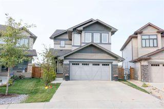 Main Photo: 15852 13 Avenue in Edmonton: Zone 56 House for sale : MLS®# E4215798