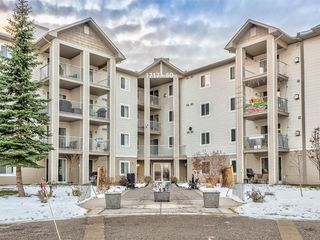 Photo 1: 112 1717 60 Street SE in Calgary: Red Carpet Apartment for sale : MLS®# A1050872