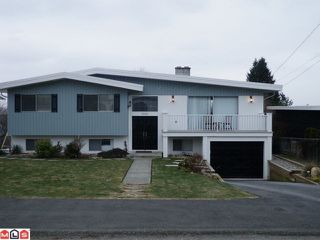 Photo 1: 1320 PARKER Street: White Rock House for sale (South Surrey White Rock)  : MLS®# F1105533
