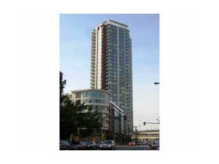 "Photo 1: 1209 688 ABBOTT Street in Vancouver: Downtown VW Condo for sale in ""FIRENZE II"" (Vancouver West)  : MLS®# V895694"