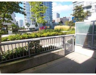 Photo 7: 118 Dunsmuir Street in Vancouver: Downtown VW Townhouse for sale (Vancouver West)  : MLS®# V789851