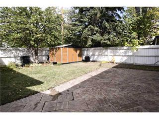 Photo 19: 2112 LANGRIVILLE Drive SW in CALGARY: North Glenmore Residential Detached Single Family for sale (Calgary)  : MLS®# C3587862