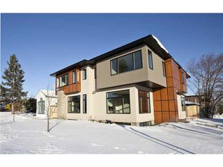 Photo 1: 3360 23 Avenue SW in CALGARY: Killarney_Glengarry Residential Attached for sale (Calgary)  : MLS®# C3597057