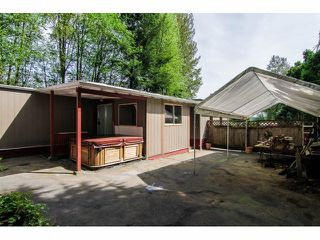 "Photo 15: 38 10221 WILSON Street in Mission: Stave Falls Manufactured Home for sale in ""TRIPLE CREEK ESTATES"" : MLS®# F1411178"
