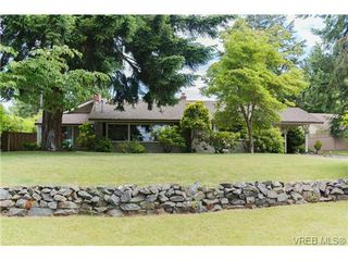 Photo 1: 4527 Duart Rd in VICTORIA: SE Gordon Head House for sale (Saanich East)  : MLS®# 674147