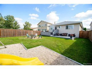 Photo 17: 47 Abbotsfield Drive in WINNIPEG: St Vital Residential for sale (South East Winnipeg)  : MLS®# 1423886