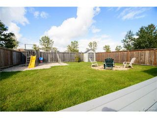 Photo 18: 47 Abbotsfield Drive in WINNIPEG: St Vital Residential for sale (South East Winnipeg)  : MLS®# 1423886