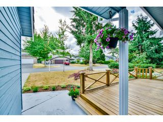 """Photo 20: 9075 144A Street in Surrey: Bear Creek Green Timbers House for sale in """"BARCLAY WYND"""" : MLS®# F1447603"""