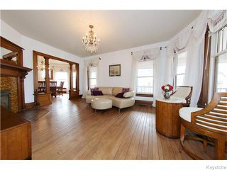 Photo 5: 462 Bredin Drive in WINNIPEG: East Kildonan Residential for sale (North East Winnipeg)  : MLS®# 1529512