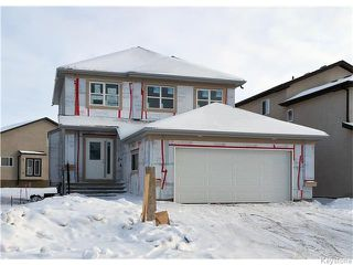 Main Photo: 31 Murray Rougeau Crescent in WINNIPEG: Transcona Residential for sale (North East Winnipeg)  : MLS®# 1601557