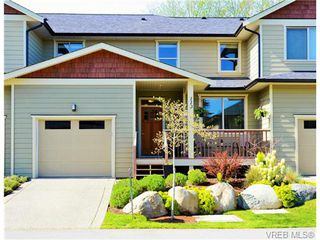 Photo 1: 110 2253 Townsend Road in SOOKE: Sk Broomhill Townhouse for sale (Sooke)  : MLS®# 362756