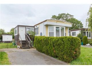 Photo 2: 3 1498 Admirals Road in VICTORIA: VR Glentana Manu Single-Wide for sale (View Royal)  : MLS®# 364540