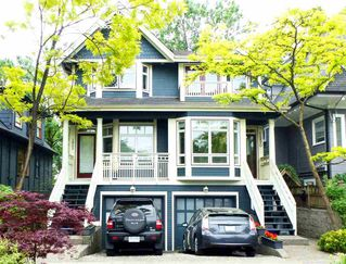 Photo 1: 1850 GRANT Street in Vancouver: Grandview VE 1/2 Duplex for sale (Vancouver East)  : MLS®# R2069613