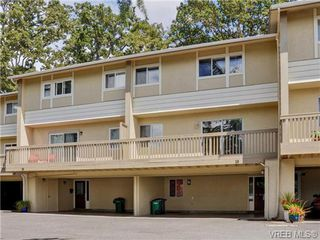 Photo 1: 19 3981 Nelthorpe St in VICTORIA: SE Swan Lake Row/Townhouse for sale (Saanich East)  : MLS®# 737341