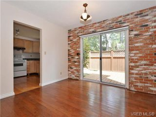 Photo 5: 19 3981 Nelthorpe St in VICTORIA: SE Swan Lake Row/Townhouse for sale (Saanich East)  : MLS®# 737341