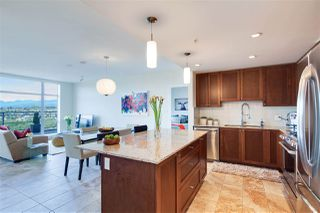"Photo 2: 2306 280 ROSS Drive in New Westminster: Fraserview NW Condo for sale in ""THE CARLYLE"" : MLS®# R2101139"