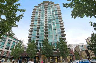 "Photo 1: 502 138 E ESPLANADE in North Vancouver: Lower Lonsdale Condo for sale in ""Premier at the Pier"" : MLS®# R2108976"