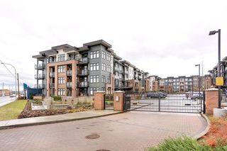 """Main Photo: 106 20068 FRASER Highway in Langley: Langley City Condo for sale in """"Varsity"""" : MLS®# R2133967"""
