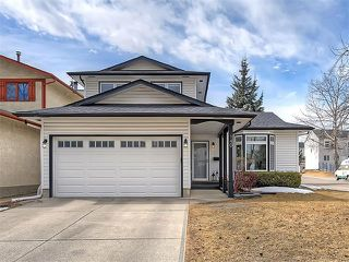 Photo 1: 140 WOODBINE Boulevard SW in Calgary: Woodbine House for sale : MLS®# C4107604