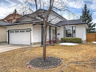Photo 2: 140 WOODBINE Boulevard SW in Calgary: Woodbine House for sale : MLS®# C4107604