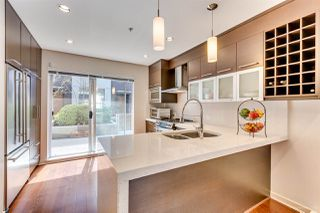 "Photo 1: 2174 W 8TH Avenue in Vancouver: Kitsilano Townhouse for sale in ""CANVAS"" (Vancouver West)  : MLS®# R2158288"
