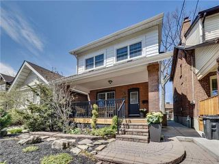 Main Photo: 70 Keystone Avenue in Toronto: East End-Danforth House (2-Storey) for sale (Toronto E02)  : MLS®# E3782791