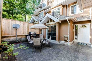 "Photo 1: 18 7488 SALISBURY Avenue in Burnaby: Highgate Townhouse for sale in ""WINSTON GARDENS"" (Burnaby South)  : MLS®# R2197419"