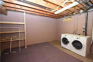 Photo 15: 307 Sutton Avenue in Winnipeg: North Kildonan Condominium for sale (3F)  : MLS®# 1724155
