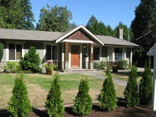 "Main Photo: 20319 42A Avenue in Langley: Brookswood Langley House for sale in ""BROOKSWOOD"" : MLS®# R2206065"