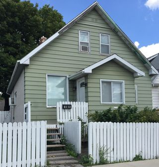 Main Photo: 1409 Pacific Avenue West in Winnipeg: Weston Single Family Detached for sale (5D)  : MLS®# 1726567