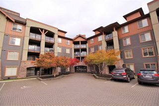 "Photo 1: 3402 240 SHERBROOKE Street in New Westminster: Sapperton Condo for sale in ""Copperstone"" : MLS®# R2223467"