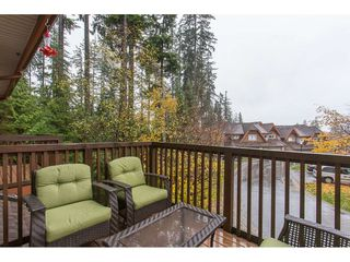 "Photo 18: 132 2000 PANORAMA Drive in Port Moody: Heritage Woods PM Townhouse for sale in ""MOUNTAINS EDGE"" : MLS®# R2223784"