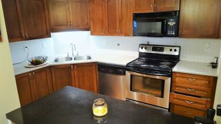 """Photo 8: 310 32725 GEORGE FERGUSON Way in Abbotsford: Abbotsford West Condo for sale in """"The Uptown"""" : MLS®# R2227373"""