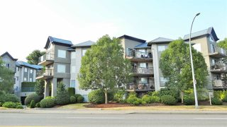 """Photo 3: 310 32725 GEORGE FERGUSON Way in Abbotsford: Abbotsford West Condo for sale in """"The Uptown"""" : MLS®# R2227373"""
