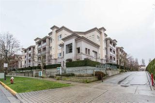 "Photo 1: 108 5500 ANDREWS Road in Richmond: Steveston South Condo for sale in ""SOUTHWATER"" : MLS®# R2237112"