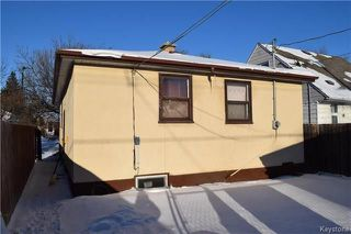 Photo 10: 459 Radford Street in Winnipeg: Sinclair Park Residential for sale (4C)  : MLS®# 1802598