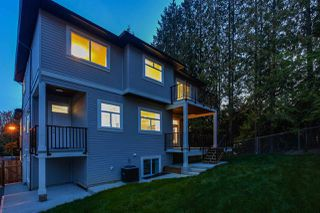 Photo 20: 3385 DARWIN Avenue in Coquitlam: Burke Mountain House for sale : MLS®# R2243385