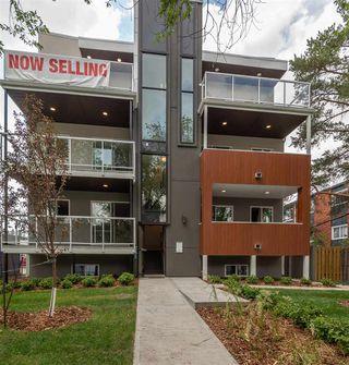 Main Photo: 301 10736 116 Street in Edmonton: Zone 08 Condo for sale : MLS®# E4099562